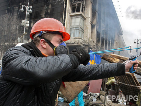 Відремонтований фасад Будинку профспілок відкриють 1 березня