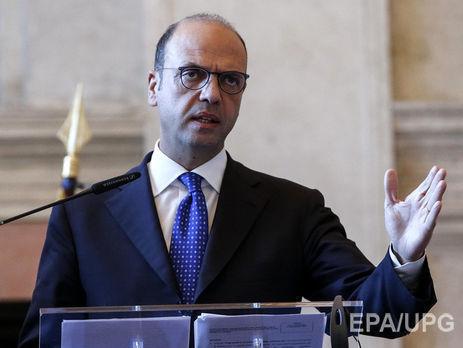 Руководитель МИД Италии назвал приоритетом ОБСЕ в текущем 2018-ом году решение украинского кризиса