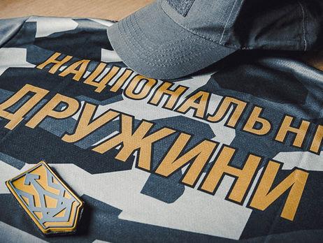 """""""Национальный корпус"""" объявил о создании """"национальных дружин"""""""