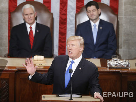 Трамп объявил обосвобождении коалицией США территорий Ирака иСирии отИГ