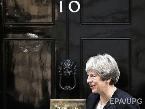 Британский премьер прибыла в Китайская республика софициальным визитом