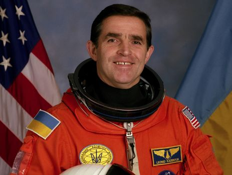Скончался 1-ый украинский космонавт Каденюк