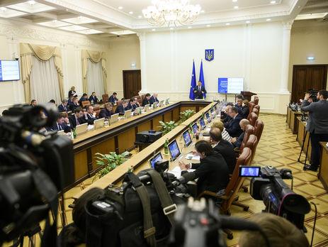 Кабмин одобрил распоряжение о передаче земель общинам