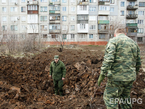 УМЗС Росії назвали умови повернення офіцерів уСЦКК