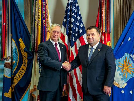 США продолжат давление на РФ — руководитель Пентагона