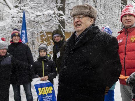 Маленькая Хиросима: Жириновский захотел сбросить нарезиденцию Порошенко ядерную бомбу