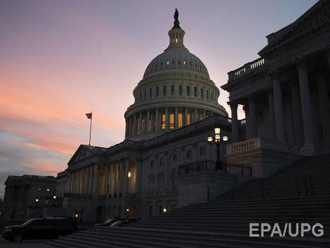Документ поддержали 404 конгрессмена