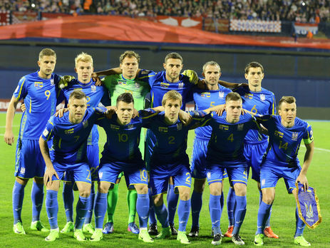 Украина сыграет сЯпонией 27марта вБельгии