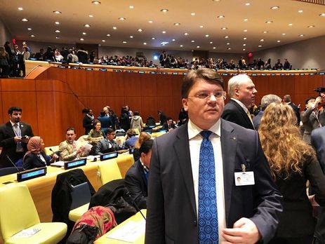 Міністр спорту Жданов закликав українців не їхати наЧС-2018 вРосію