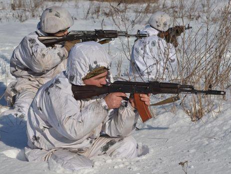 На Донбассе за сутки погиб один украинский военный, еще двое получили ранения – штаб АТО