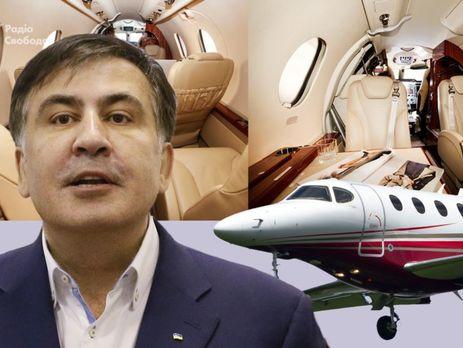 ВБПП опровергли данные осамолете Порошенко— Депортация Саакашвили