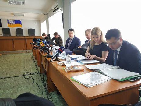 Суд проводит заседание по делу о госизмене Януковича. Онлайн-трансляция