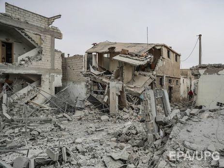 """Російських найманців у Сирії обстріляла артилерія """"Сирійських демократичних сил"""" і американська авіація"""