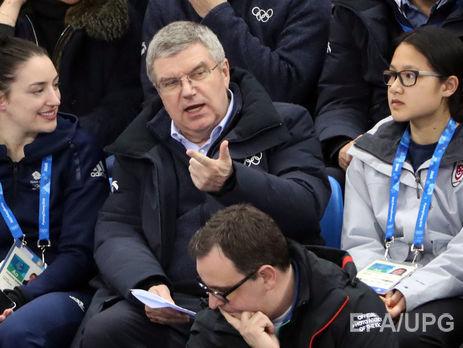 ВМОК разочарованы поведением атлетов изсоедененных штатов, игнорирующих россиян наОИ