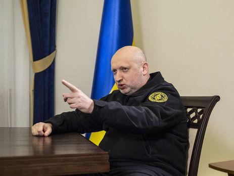 Турчинов: Янукович был марионеткой РФ, которого использовали, чтобы прикрыть военное вторжение и оккупацию отдельных регионов Украины