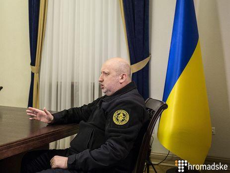 Турчинов заявив, що наказів ліквідувати Януковича не було
