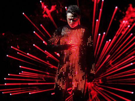 Репетиция концерта государственного отборочного тура «Евровидения-2018» проходит вМинске