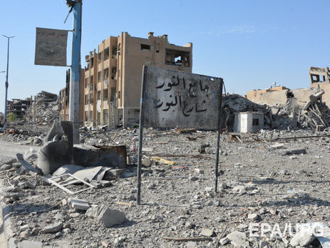 8 февраля Reuters сообщило об авиаударе коалиции в Сирии