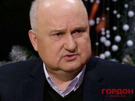 Смешко о показаниях Турчинова в суде: Тягнибок сказал мне, что надо дать Тенюху время, что они не могут его обидеть