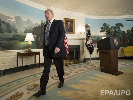 Пока вСША хаос, русские «ухохатываются усебя вМоскве»— Трамп
