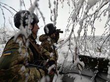 Война на Донбассе. Ранен один украинский военный – штаб АТО