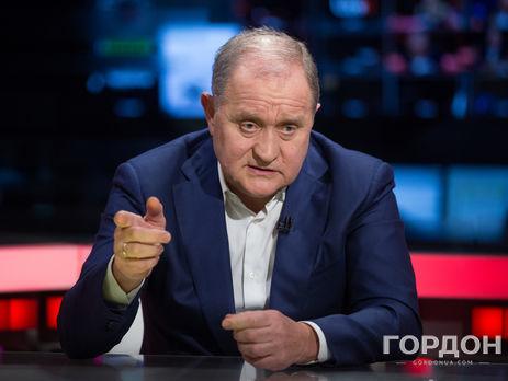 Могильов: Українські збройні формування, які були на території Криму, цілком могли б організувати гідний опір силам, які займалися анексією