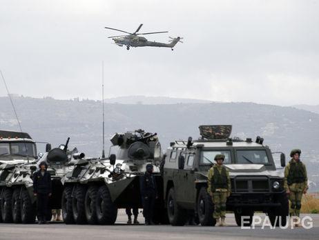 Минобороны оставит военных без мобильной связи вСирии