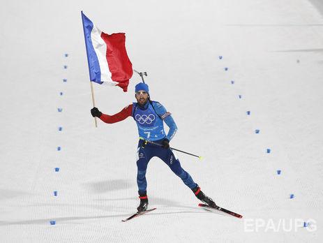Олімпіада 2018. Українські біатлоністи фінішували сьомими вестафеті