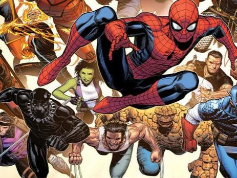 """Результат пошуку зображень за запитом """"фото коміксів Marvel"""""""