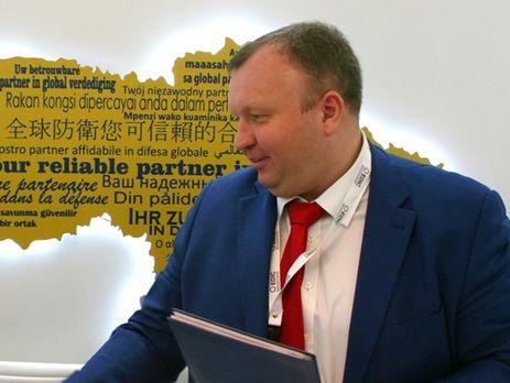 Порошенко назначил нового руководителя фирмы «Укроборонпром»