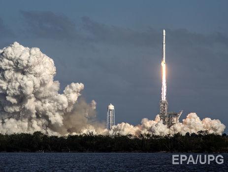 Ракета Falcon 9 компании SpaceX вывела спутники наорбиту