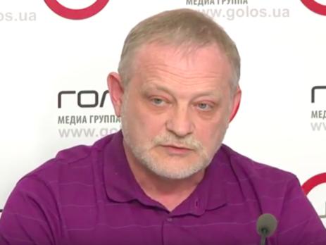 Андрей Золотарев Судьба будущих выборов будет решаться на юге Украины