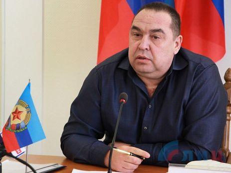 Боевик «ЛНР» поведал  осудьбе Плотницкого: сидит в«Крестах» идает показания