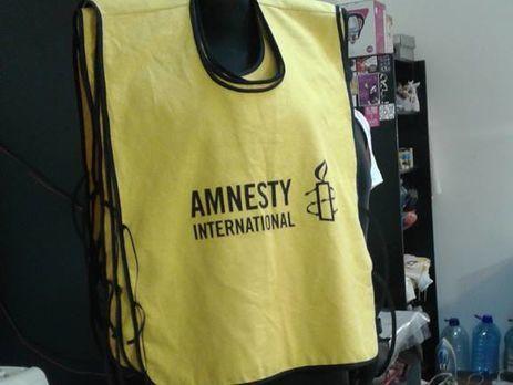 Amnesty International: Киевские власти забыли, что обещали наЕвромайдане