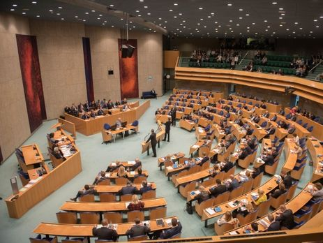Нижняя палата парламента Нидерландов проголосовала за отмену закона, из-за которого состоялся референдум об ассоциации Украины с ЕС