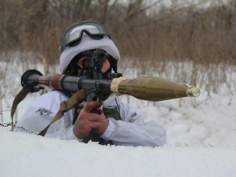 Как террористы обстреливали Луганское иПодлесное (КАРТА)— Выходные вАТО