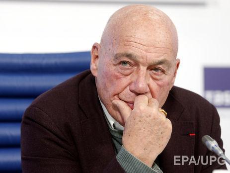 Владимир Познер ушел изпрямого эфира AlJazeera