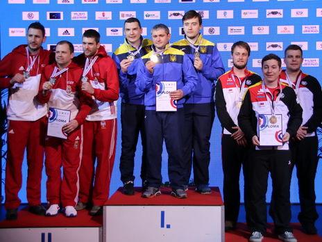 Стрелок изЛесного завоевал золото чемпионата Европы