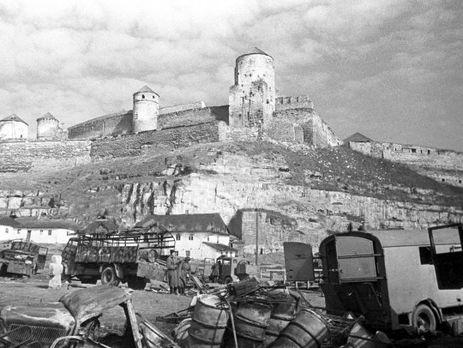 Каменец-Подольский в годы оккупации