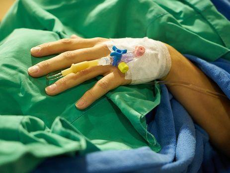 Госпитализированы 3945 заболевших