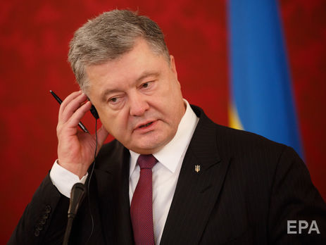 Порошенко заявил, что российские банки постепенно уходят из Украины