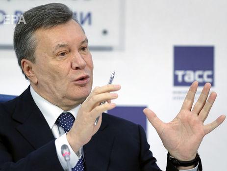 Янукович Путину: Вынужден проинформировать вас об антиконституционном вооруженном государственном перевороте