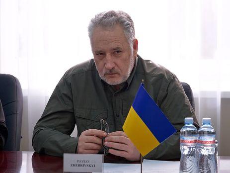 Жебривский сказал причины остановки Донецкой фильтровальной станции