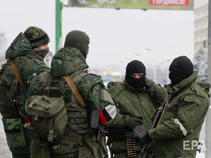 Взоне АТО пьяные диверсанты пытались атаковать позиции морпехов