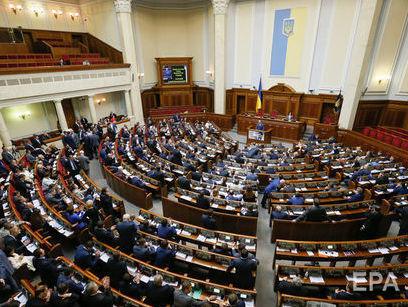 В Верховной Раде зарегистрировали законопроект о гастролях артистов, выступающих на временно оккупированных территориях и в стране-агрессоре