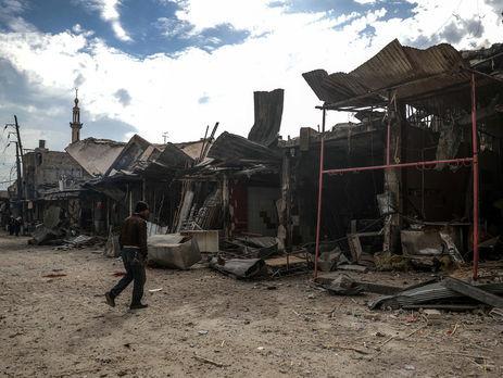 УТрампа рассматривают новый удар поСирии