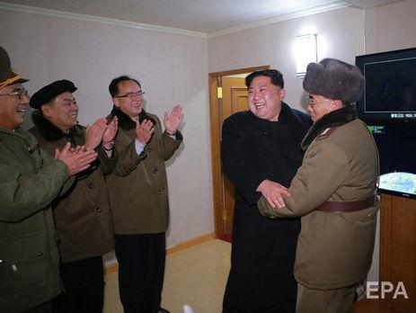 Розвідка США повідомила про прогрес ракетної програми КНДР