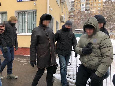 Злоумышленнику сообщили о подозрении по ст. 258-5 УК Украины (финансирование терроризма)