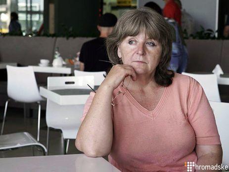 Агеева: Украинские матери ждут своих сыновей: Олега Сенцова, Стаса Клыха, Павла Гриба и многих других, а я жду своего сына Виктора