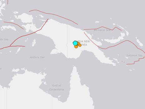 Жертвами землетрусу стали десятки людей